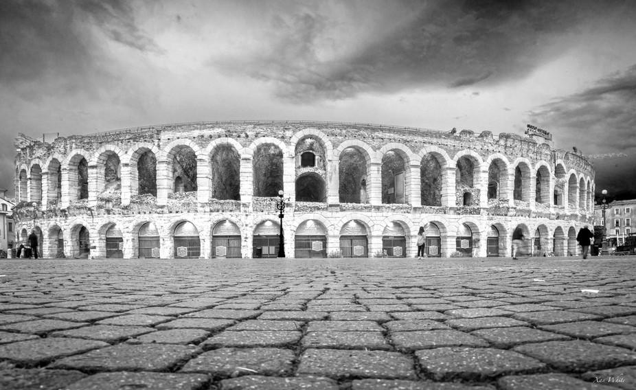 Verone arenas (Italy)