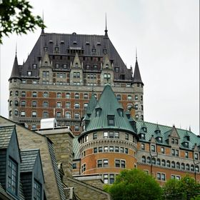 This Luxury hotel was built to serve the wealthy clientele of Canadian Pacific Railway who would take the train across Canada.  It also served as...