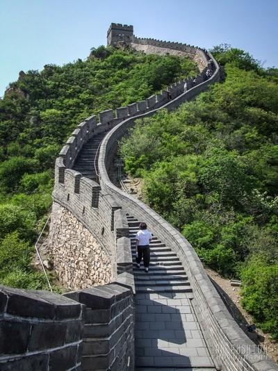 The Great Climb of China