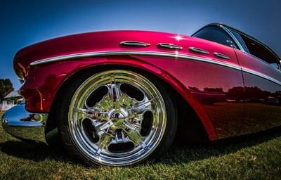 Wheel HDR