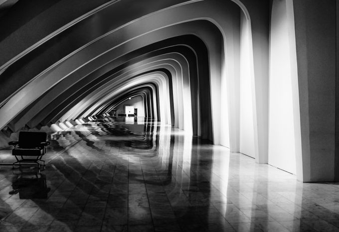 Milwaukee Art Museum 2 by matkujak - I Love This Room Photo Contest