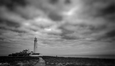 St. Mary's lighthouse...