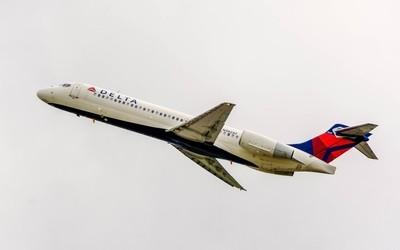 Delta Air Lines Boeing 717-2BD(N982AT)