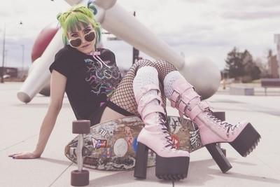 The Punk Rock Chic