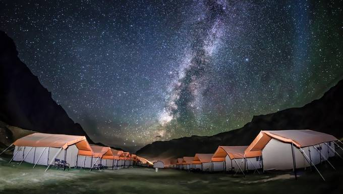 Stars above us by DJ33 - Night Wonders Photo Contest
