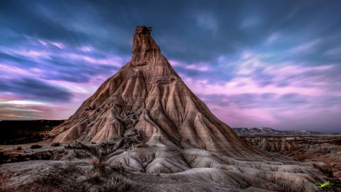 Desert Lights by Carlos_Santero - Simply HDR Photo Contest