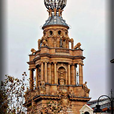 Globe Theatre in London.