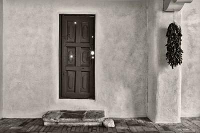 Carmelite monastery in the foothills above Santa Fe, New Mexico_DSC0053