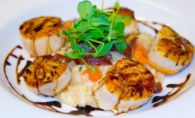 Scallops  by ChrisLillie - Delicious Photo Contest