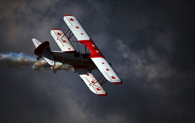 Red Baron by jrhardy - Aircraft Photo Contest