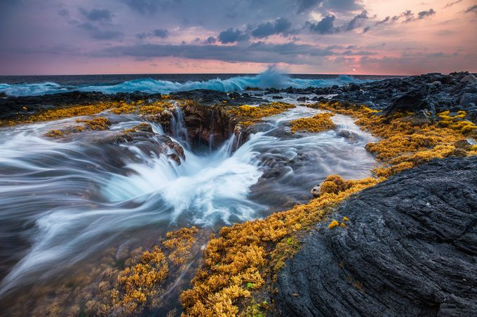 Kona Wells  by ShabdroPhoto - Capture The Four Elements Photo Contest