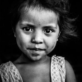 Lovely Ngada-girl, captured in the traditional Wogo village in Flores (Indonesia) which features all the richness of the traditional #ngada cultu...