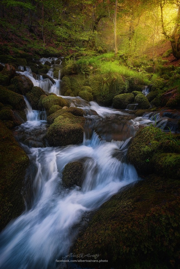 Let there be water by albertoalvaro - Beautiful Waterfalls Photo Contest