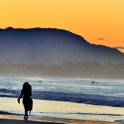 Silhouette & Sunset