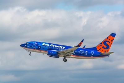 Sun Country Airlines Boeing 737-752