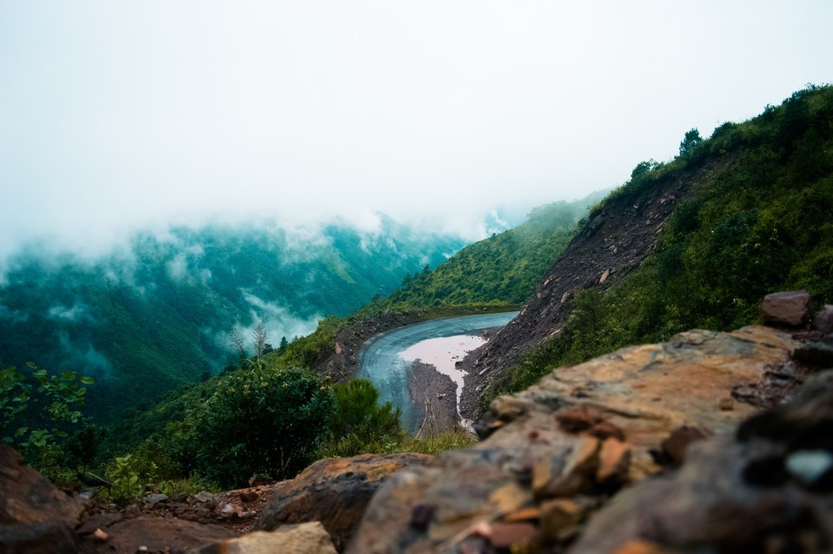 """Meghalaya known as """"Abode Of Clouds"""" and """"Scothland Of East""""."""