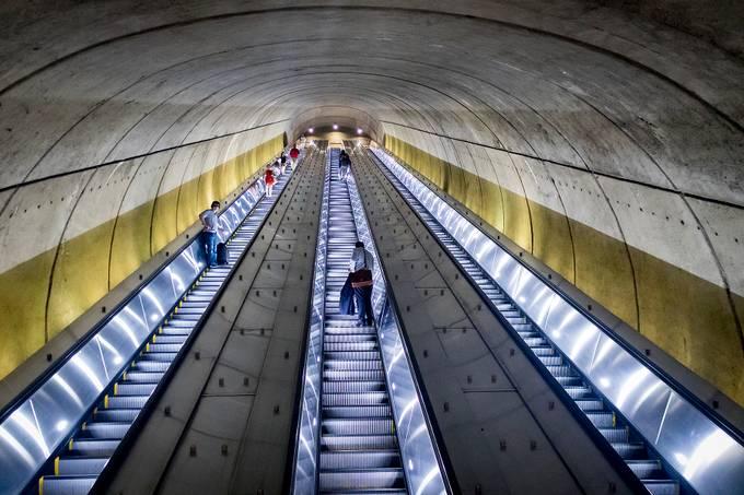 Ascension by SteveCrampton - Public Transport Hubs Photo Contest