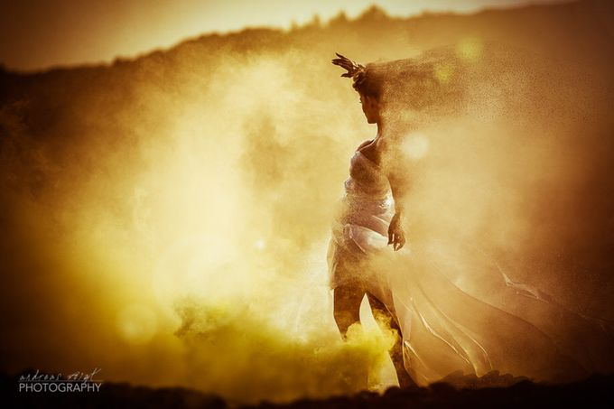 Sandstorm by Andreas_Voigt - People With Bokeh Photo Contest