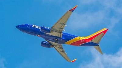 Southwest Airlines Boeing 737-7H4(N462WN)