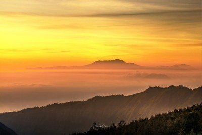 Mt. Bromo in HDR