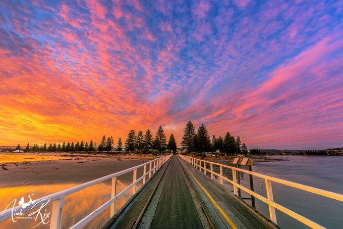Victor Harbor causeway by nicolerix - Promenades And Boardwalks Photo Contest