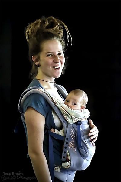 Radiant Joy of Motherhood