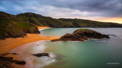 Muredr Hole - Donegal
