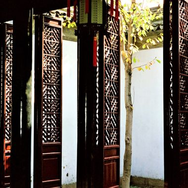 Taken in Suzhou, China 1998