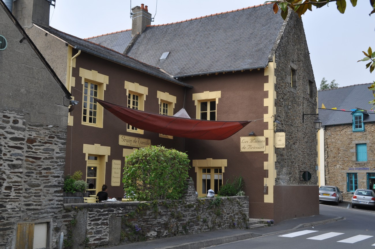 Grain De Vanille Cancale, France