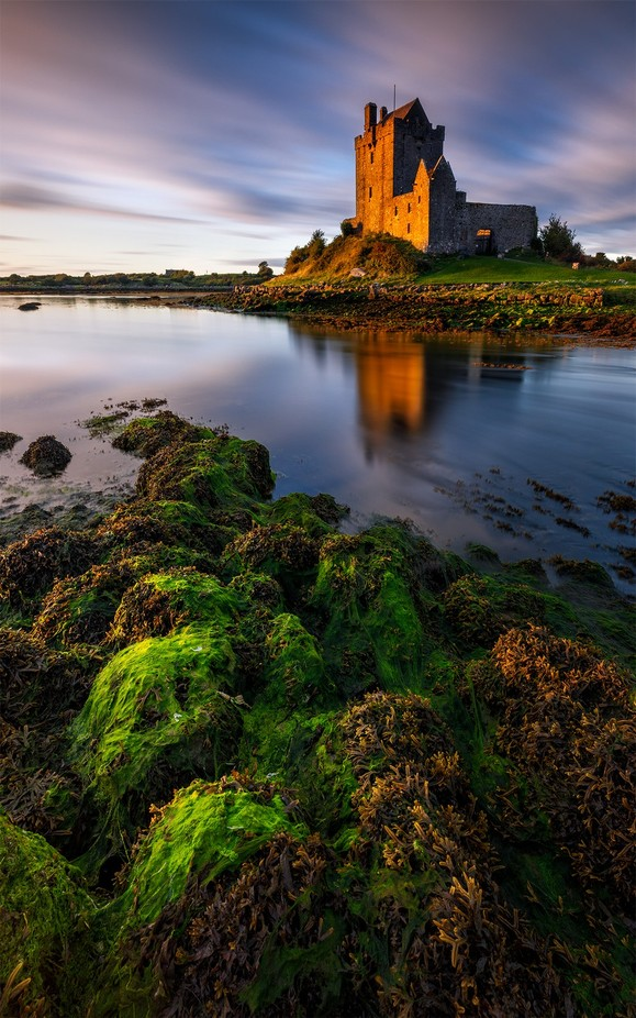Dunguaire Castle by FredGramoso - Enchanted Castles Photo Contest