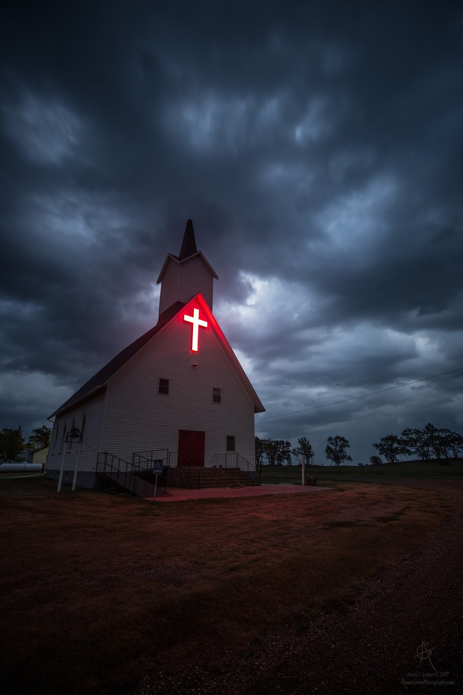 The Calling  by aaronjgroen - Cloudy Nights Photo Contest