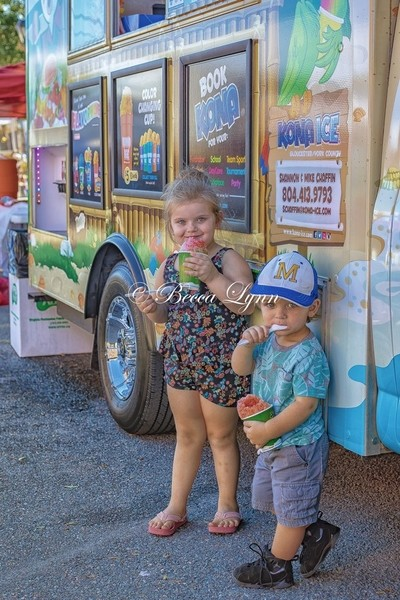 Ice Cream Truck Kids