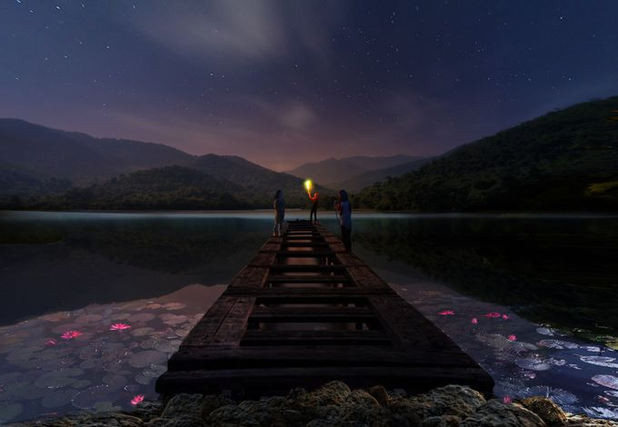 summer evenings by joecas - Dark Hours Photo Contest
