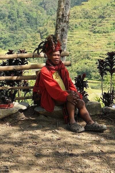 Banaue Philippines Native