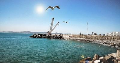 Waterfront Mavic Pro Shot