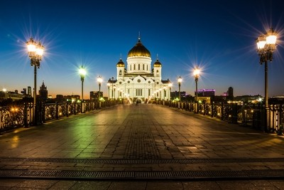 Cathedral of the Christ the Savior