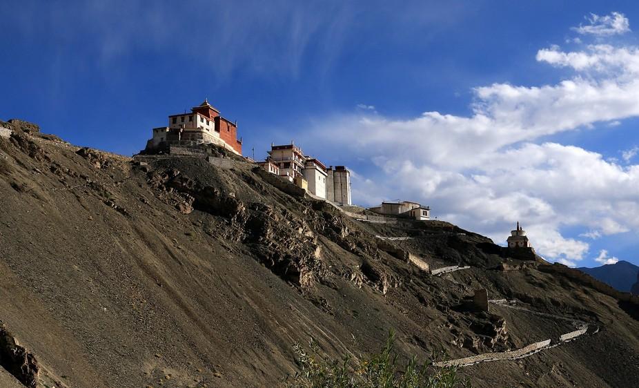 In the Indus valley, Ladakh, India.