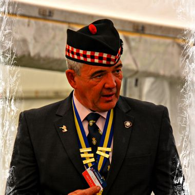 Scotsman and RBL member, very proud.