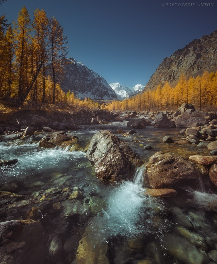 Altai, Russia by Rostovskiy - Creative Landscapes Photo Contest
