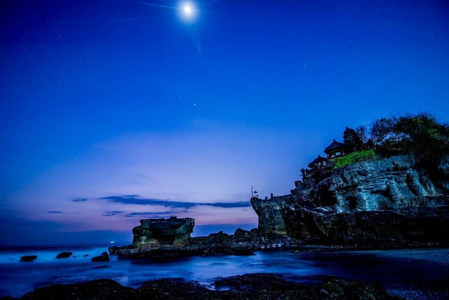 Magic Moon In Bali