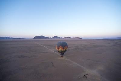 Hot-air Baloon Flight