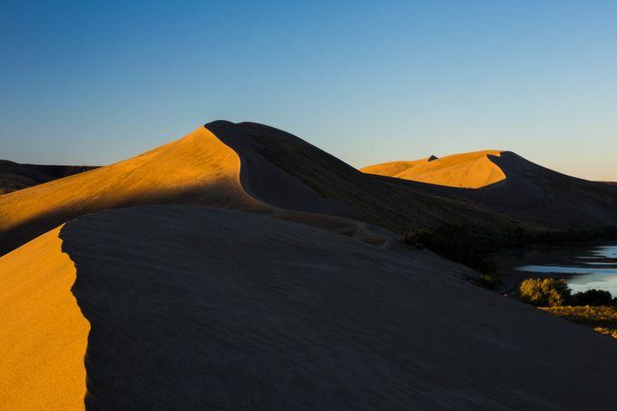 Bruneau Dunes Sunrise by jaredweaver - Creative Landscapes Photo Contest