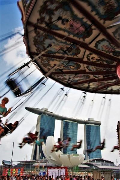 Singapre Swing (Long Exposure)