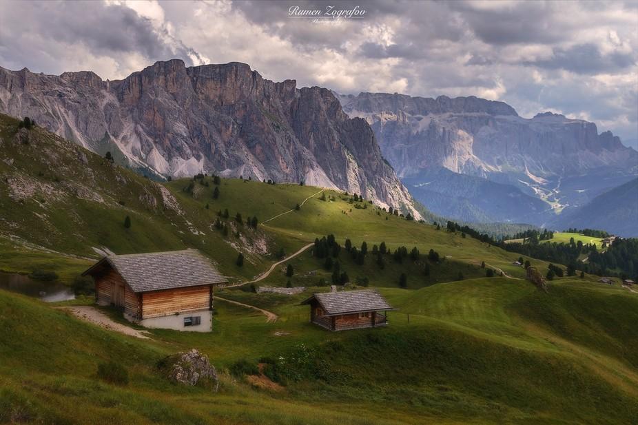 Alpine fairy-tale