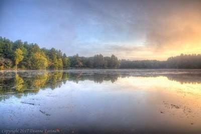 Mill Pond - Sunrise
