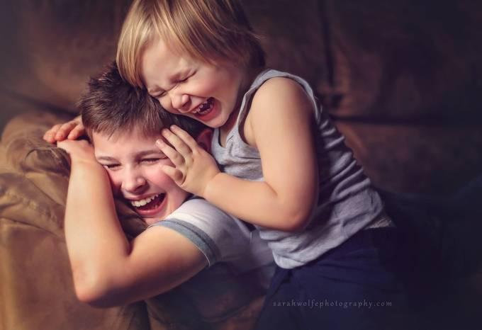 Siblings Photo Contest Winner