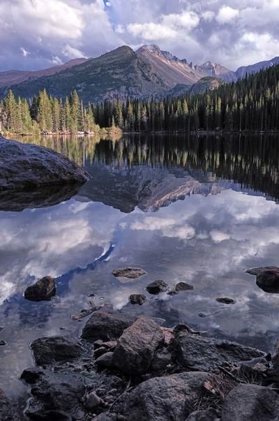 Majestic Longs Peak