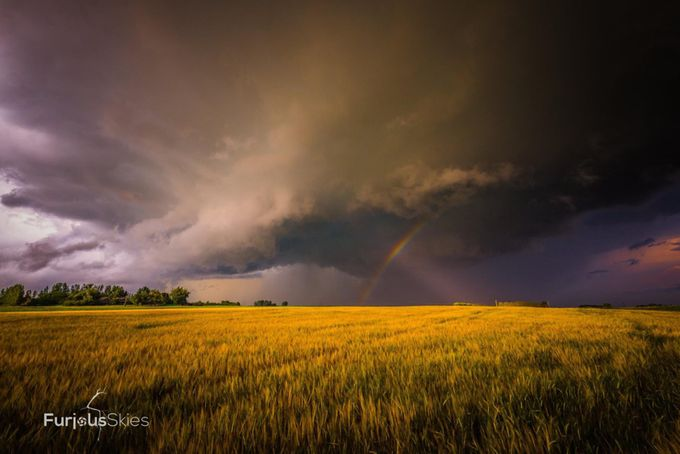 Through the Looking Glass by furious_skies - Rainbows Overhead Photo Contest