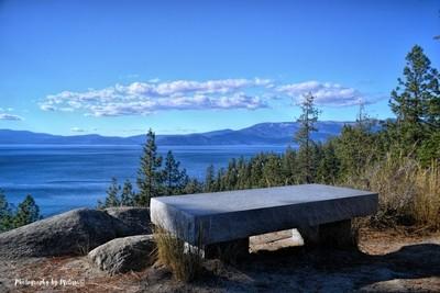 The Gorgeous,Peaceful Lake Tahoe...