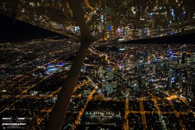 Melbourne CBD by mach1photography - Stunning POV Photo Contest